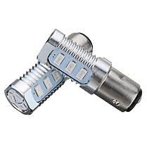 2PCS1157LEDПроблескиваялампочкастробоскопа Красная задняя тревога Охранная система Тормозная колодка Стоп-лампы, фото 2