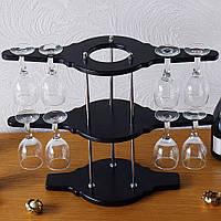 Набор для вина на 8 рюмок-Биплан Гранд Презент SS09191