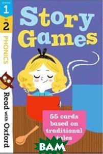Heapy Teresa Read with Oxf: Stages 1-2. Phonics Story Games Flashcards