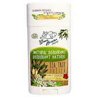 Green Beaver, Натуральный дезодорант, Чайное дерево и лаванда, 1,76 унции (50 г)