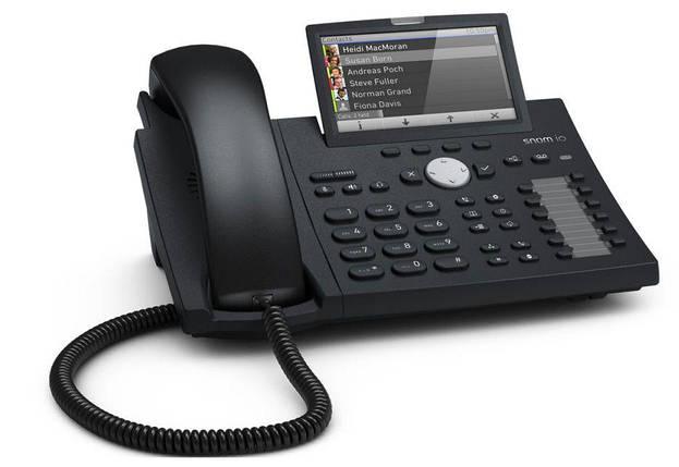 IP телефон Snom D375, фото 2