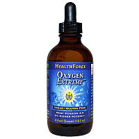 Кислород, Oxygen Supreme II, HealthForce Nutritionals, 118,28 мл.