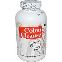 Health Plus Inc., Очищение кишечника, One, 625 мг, 200 капсул