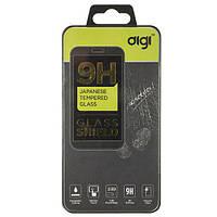 Аксессуары к мобильным телефонам DIGI Glass Screen (9H) for ERGO A555 UNIVERSE