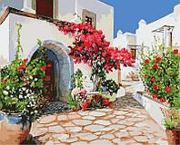 Картина по номерам Райское место, 40x50 см