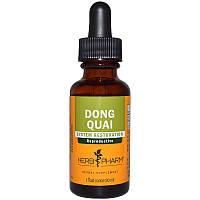 Herb Pharm, Дудник китайский (донг квай), 1 жидкая унция (30 мл)