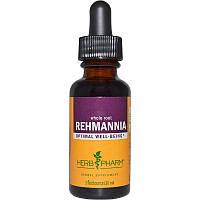 Herb Pharm, Жидкий экстракт ремании, 30 мл