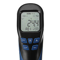 TL-IR750 Digital IR Термометр Бесконтактный инфракрасный датчик температуры Тип Лазер Temp Meter 1TopShop, фото 2