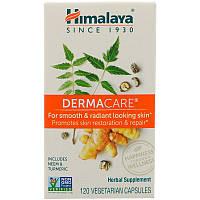 Очистка крови, DermaCare, Himalaya Herbal Healthcare, 120 капсул