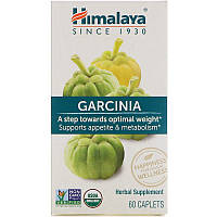 Гарциния, Garcinia, Lipid Support, Himalaya Herbal Healthcare, 60 таблеток