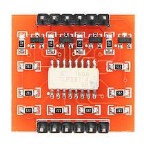 20Pcs A87 4-канальный модуль изоляции оптопары с высоким и низким уровнем расширения для Arduino 1TopShop, фото 3