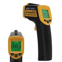 ANENG AN550A Цифровой инфракрасный Термометр Бесконтактный Лазер Пирометр для измерения температуры пирометра -50 ~ 550 ℃ - 1TopShop