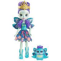 Кукла Пэттер Павлина Enchantimals DVH87, фото 1
