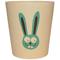 Стаканчик для зубных щеток и полоскания, кролик, Storage/Rinse Cup, Jack n' Jill, 1 шт