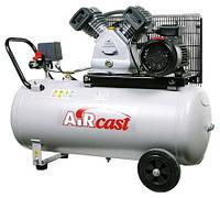Компрессор воздушный поршневой CБ4/С-100.LВ30 AirCast