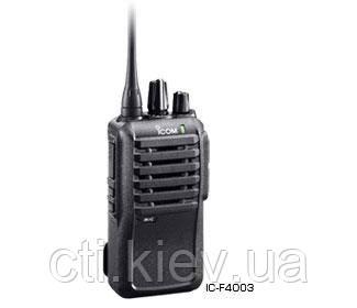 Icom IC-F3003