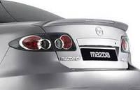 Лип спойлер на крышку багажника с стоп сигналом (TAW) - 6 - Mazda - 2008
