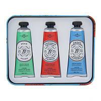 La Chatelaine, Крем для рук «Трио», кобальтовая синь, 3 шт. по 1 жидк. унц. (30 мл) каждый