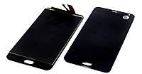 Модуль Meizu M2 Note (M571) black (#505) .z