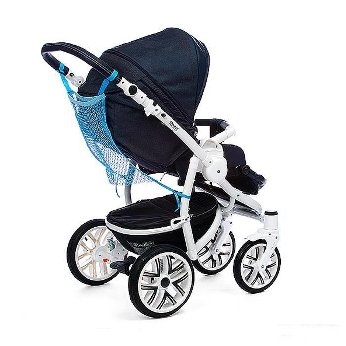Сетка для коляски Черная BabyOno 071