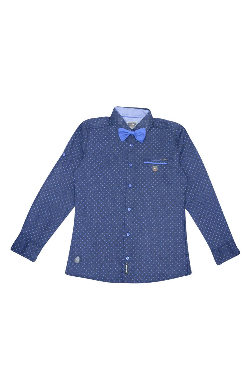 7e598ada04e Рубашка ТМ Cegisa 5470 синий цвет (116) - Детский Мир