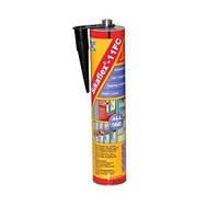 Клей - герметик Черный Sikaflex 11 fc 300 ml
