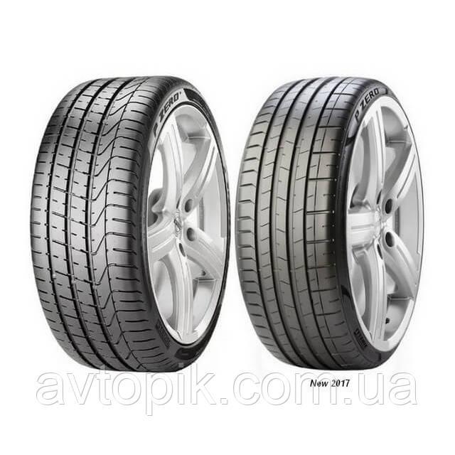 Летние шины Pirelli PZero 255/40 ZR19 96Y