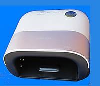 Гибридная светодиодная UV/LED лампа SunUV-3 48 вт (Сан ван ) с защитой от перегорания светодиодов .