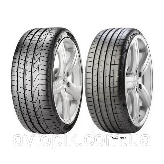 Летние шины Pirelli PZero 275/40 ZR19 101Y Run Flat M0