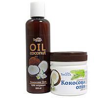 КоКосовое масло  применяется для всех типов кожи, даже для чувствительной. Не забивает поры