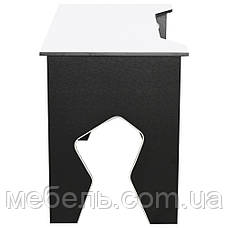 Офисный стол Barsky HG-03 Homework Game White, с ящиками, белый, фото 3