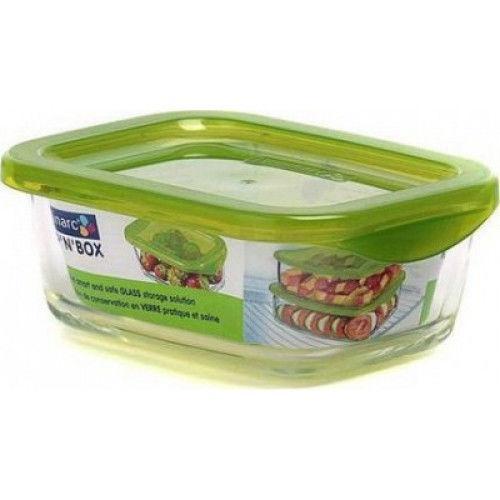 Keep'n Box Контейнер для пищи прямоугольный 380 мл Luminarc L8782