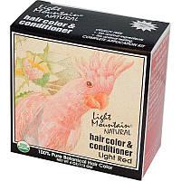 Краска для волос, Light Mountain, Светло-красный, 113 г.