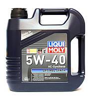 Моторное масло ликви моли SAE 5W-40OPTIMAL Synth — синтетика, Германия