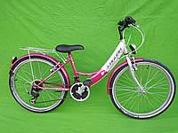 Підлітковий велосипед, Laguna, колеса 24