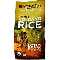 Lotus Foods, Органический вулканический рис, 15 унций (426 г)