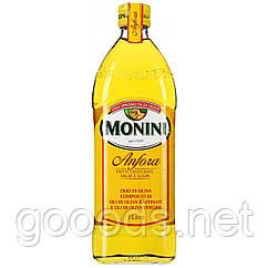 Monini Anfora оливковое масло 1л Италия