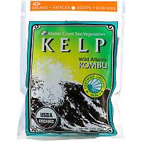 Maine Coast Sea Vegetables, Бурые водоросли, дикая атлантическая морская капуста, 56 г