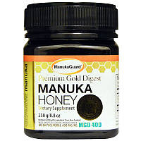 Манука мед (премиум), Manuka Guard, 250 грамм