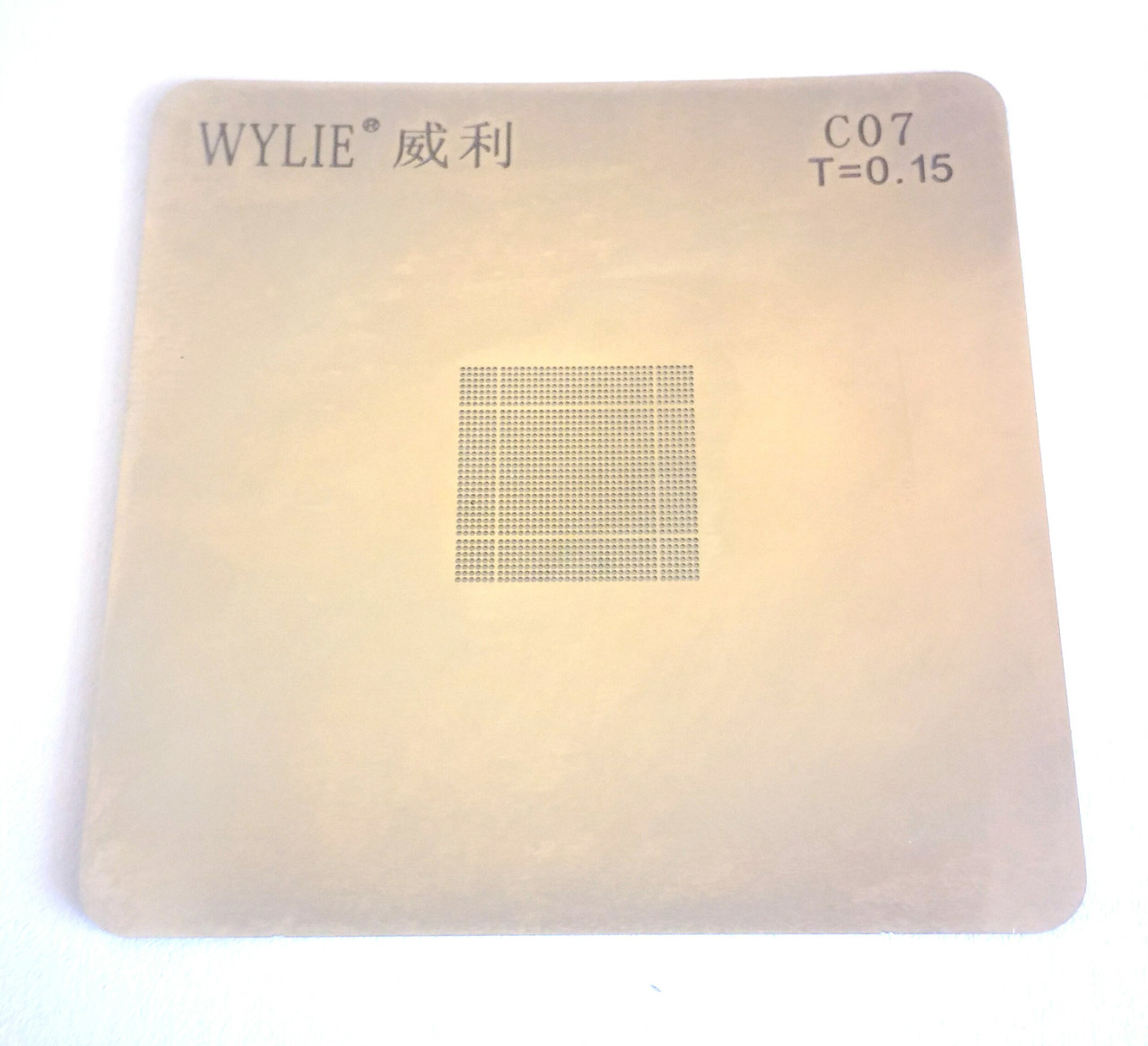 BGA-трафарет A9 CPU для мобильного телефона Apple iPhone 6S