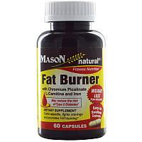 Жиросжигатель, Mason Vitamins, 60 капсул