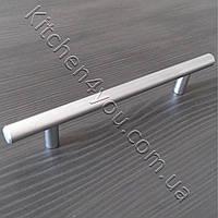 Рейлинговая ручка MAR 12/224 мм. матовый хром, фото 1