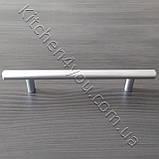 Рейлинговая ручка MAR 12/128 мм. матовий хром, фото 3