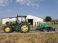 Агрегат почвообрабатывающий дисковый с листовой стойкой полуприцепной АГЛП-2,4, Белоцерковмаз, фото 4