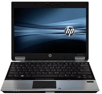 HP EliteBook 2540p  i5-540M 2.53GHz/4gb/120gb ssd/DVD-rw 12,1""