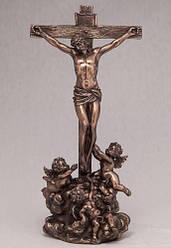 """Статуэтка """"Иисус на кресте"""" (28 см) 75275 A1"""
