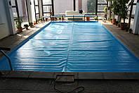 Накрытие на бассейн в помещении
