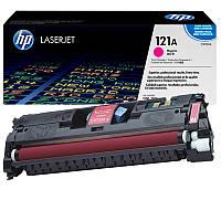 Заправка картриджа HP 121A magenta C9703A для принтера CLJ 1500, 2500