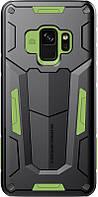 Чехол-накладка Nillkin Defender Case II Samsung GalaxyS9 (G960) Green, фото 1