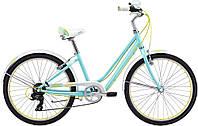 "Велосипед Giant 24"" Flourish blu (2018)"
